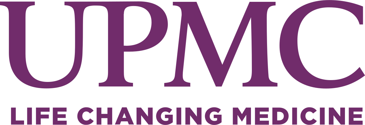 Corporate sponsor logo: UPMC