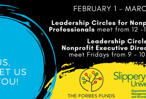 Nonprofit Leadership Circles